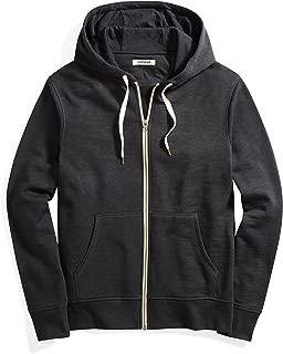 heavy terry hoodie
