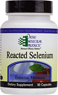 Ortho Molecular Products - Reacted Selenium - 90 Capsules