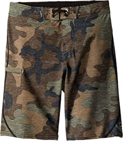 Hyperfreak S-Seam Swim Shorts (Toddler/Little Kids)