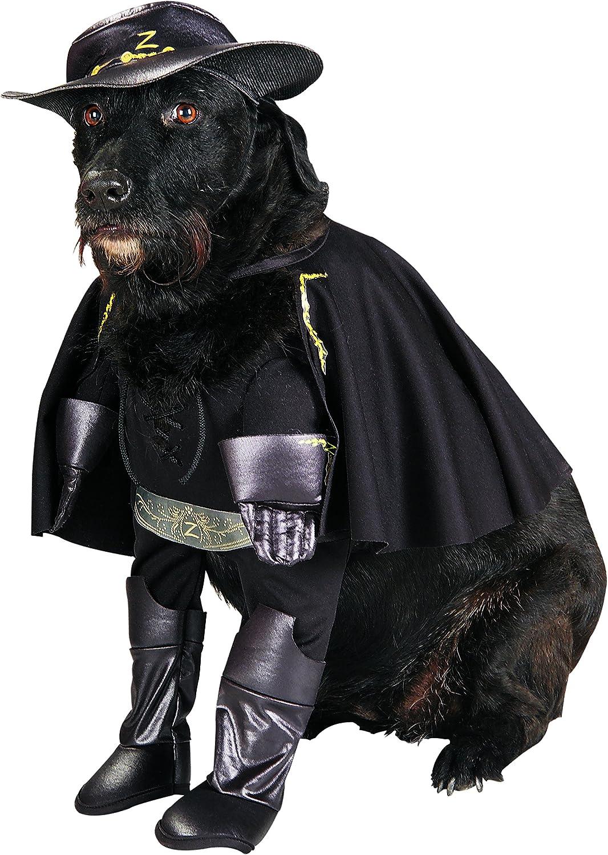 Rubies Costume Co Zorro Pet Costume, Medium