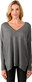 Best charcoal gray cashmere sweater Reviews