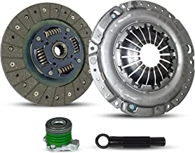 Clutch With Slave Kit Works With Saturn Lw1 Ls1 Ls Lw200 L200 L100 Base Sedan Wagon 2.2L 2198CC 134Cu. In. l4 GAS DOHC Naturally Aspirated