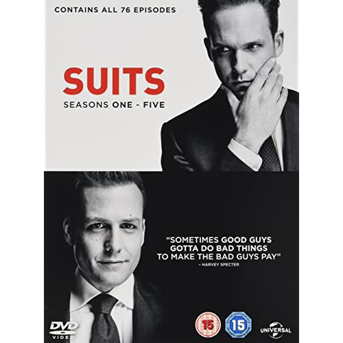 Suits Season 4: Amazon co uk