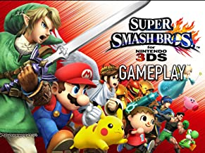 Super Smash Bros. for Nintendo 3DS Gameplay
