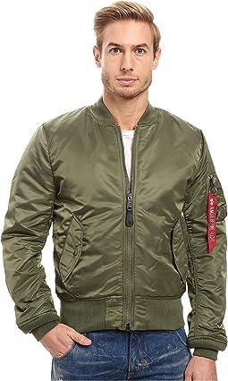 Alpha Industries - MA-1 Slim Fit Flight Jacket