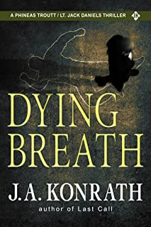 Dying Breath - A Thriller (Jack Daniels and Associates Mysteries Book 2)