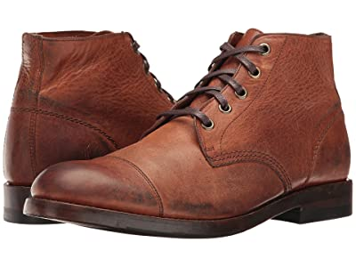 Frye Will Chukka (Copper Pressed Full Grain) Men