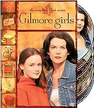 gilmore girls dvd cover