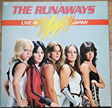 The Runaways Live in Japan (1977) / Vinyl record [Vinyl-LP]