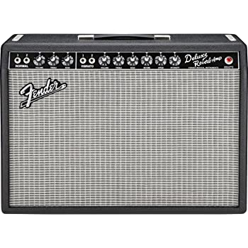 Fender 65 Deluxe Reverb · Amplificador guitarra eléctrica: Amazon ...