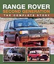 Range Rover Second Generation: The Complete Story (Crowood Autoclassics) (English Edition)