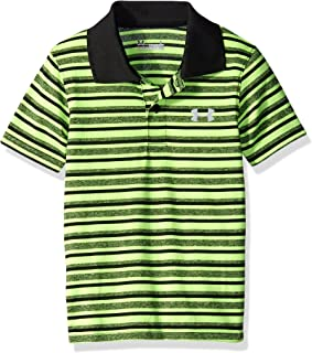 Under Armour Boys' Ua Logo Short Sleeve Polo