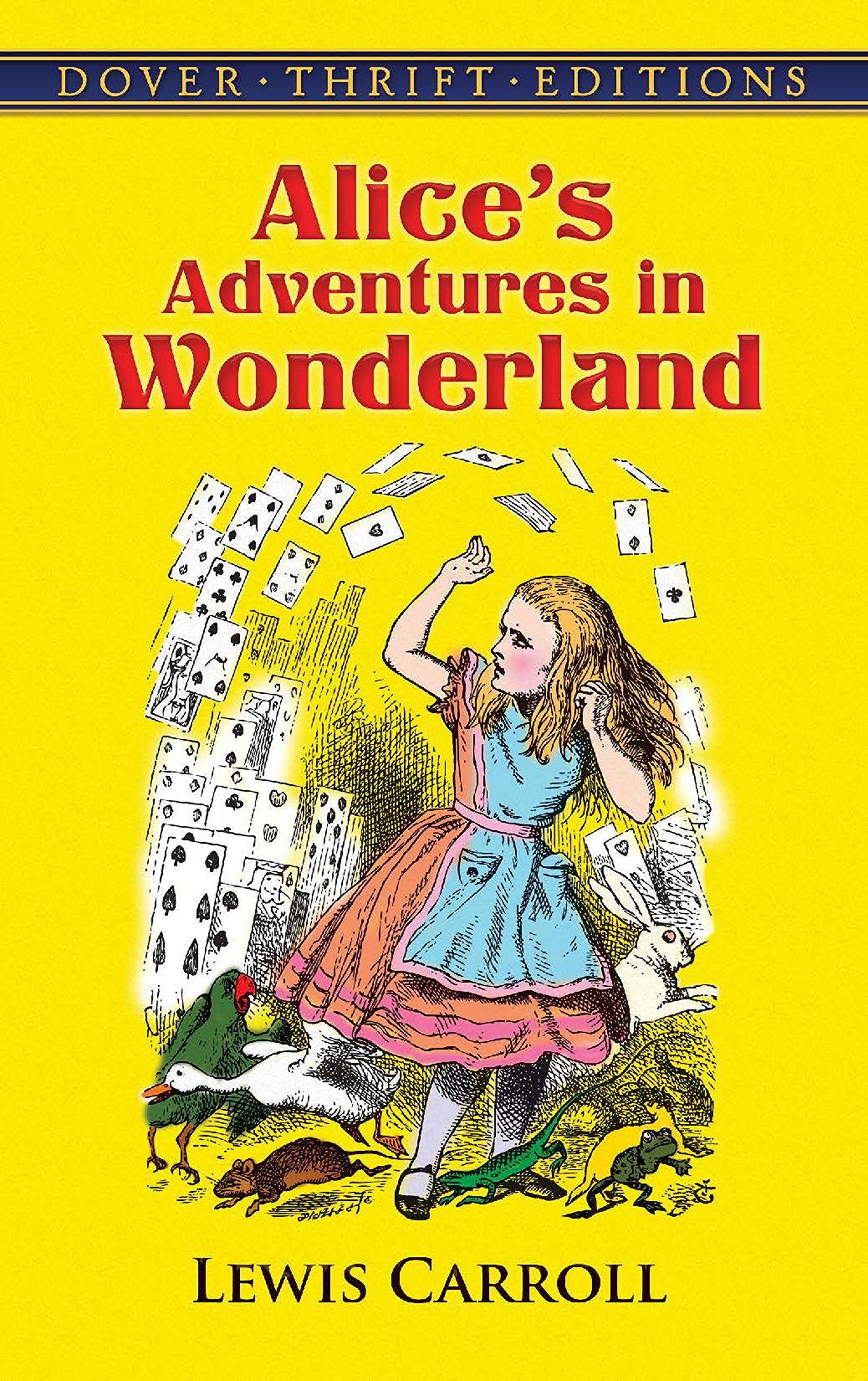 Alice's Adventures in Wonderland (Alice in Wonderland Book 1)