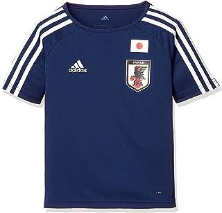 [アディダス] サッカー 日本代表 ホームレプリカTシャツ DTQ74 [ボーイズ]