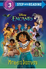 Mirabel's Discovery (Disney Encanto) (Step into Reading) Library Binding