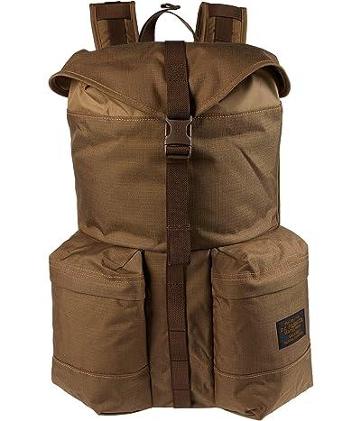 Filson Ripstop Nylon Backpack (Field Tan) Backpack Bags