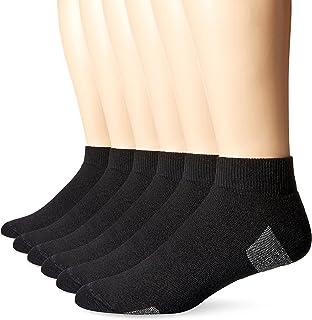 Fruit of the Loom Men's Sport 6 Pack Ankle Socks