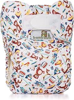 Bamboolik 98034 Taschenwindel Bleiben Sie trocken mehrfarbig