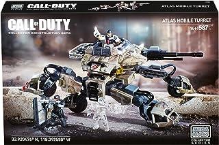 Mega Bloks Call of Duty Atlas Mobile Turret Building Set