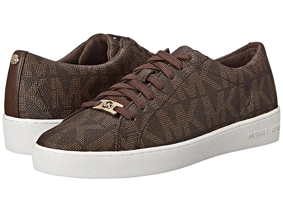 d749edc7d416 ... UPC 888922345313 product image for MICHAEL Michael Kors - Keaton Lace  Up (Brown Mk Sig