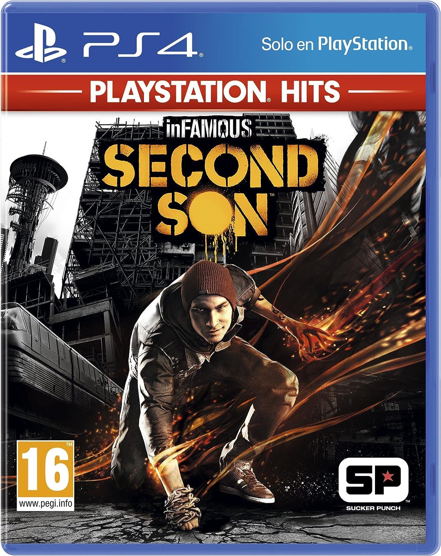 Second Son Hits - Edición Infamous, Versión 12