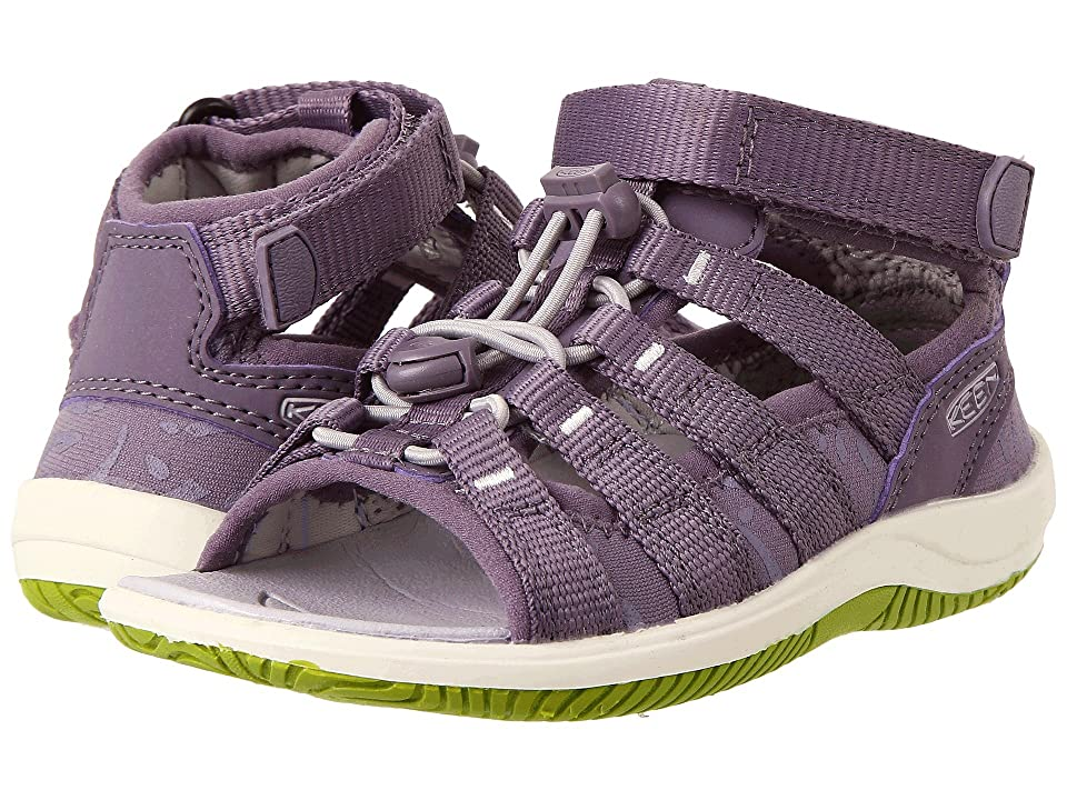 Keen Kids Hadley (Toddler/Little Kid) (Purple Sage/Greenery) Girl