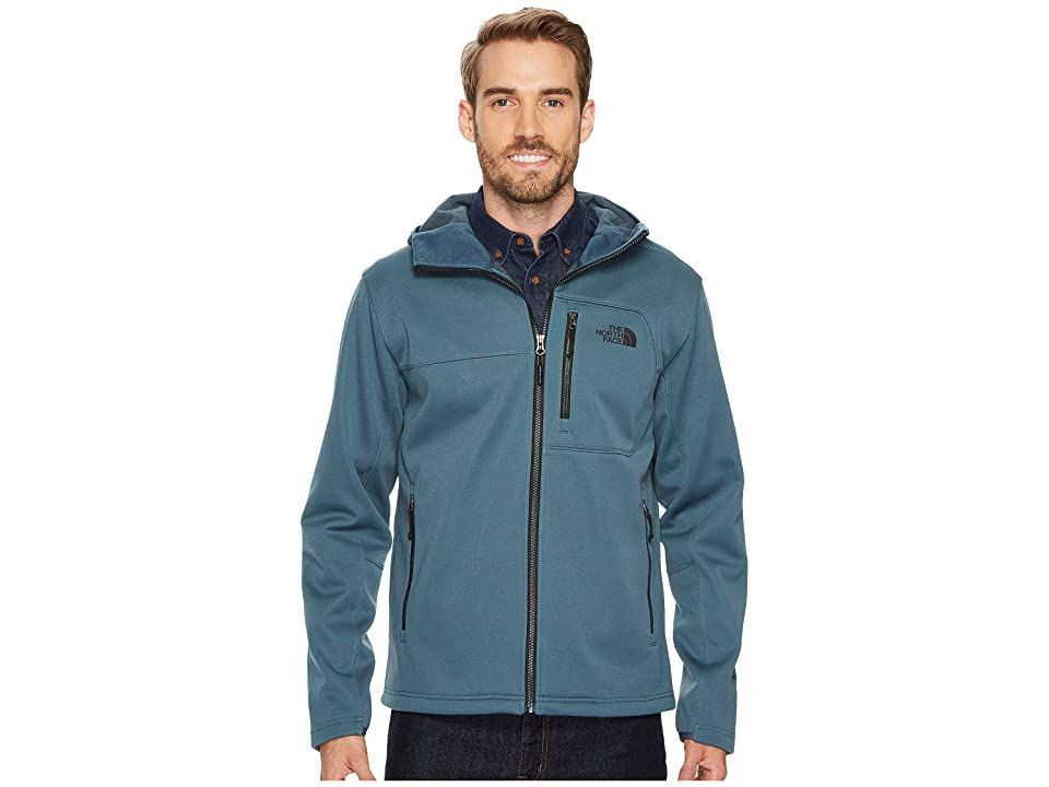 The North Face Apex Risor Hoodie (Conquer Blue Heather/Conquer Blue Heather) Men