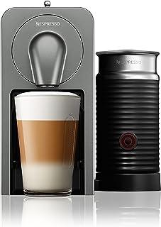 Krups yy5101fd Nespresso prodigio y leche Espresso automática titanio