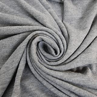Best merino wool knit fabric by the yard Reviews
