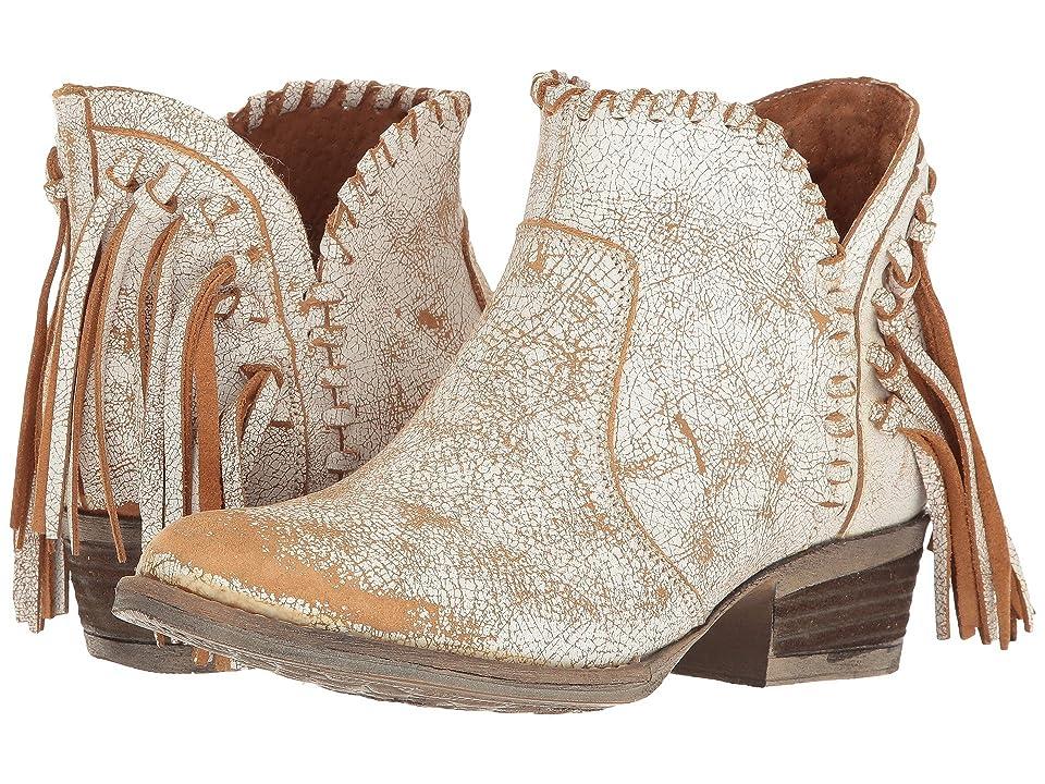 Corral Boots Q0004 (Tan/White) Women