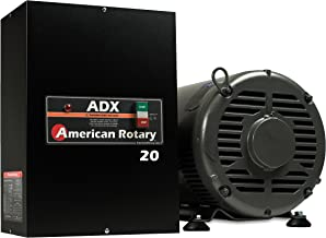 Phase Converter ADX20-20 HP Digital Smart Series Extreme Duty - American Made