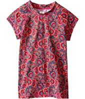 Billabong Kids - Paisley Party Short Sleeve Rashguard (Little Kids/Big Kids)