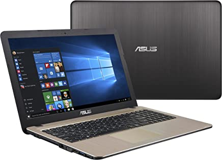 "Asus X540NA-GQ017 Notebook, Display da 15.6"", Processore Celeron N3350, 1.1 GHz, HDD da 500 GB, 4 GB di RAM, Chocolate Black [Layout Italiano] - Confronta prezzi"