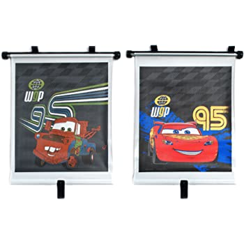 The First Years 2 Pack Disney Cars II Sunshade