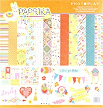 Photoplay Paper PK8842 Paprika Collection Pack