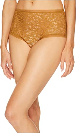 ELSE - Paisley High-Waist Brief