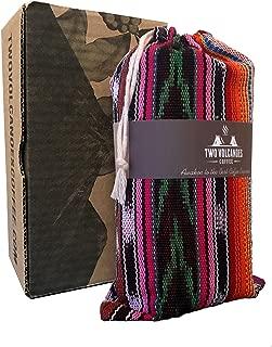 Two Volcanoes Coffee - Gourmet Guatemala Whole Bean Medium Roast Single-Origin Coffee Gift Bag. 1 lb