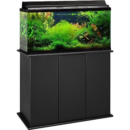 Aquatic Fundamentals Wood Aquarium Stand, Made in the USA