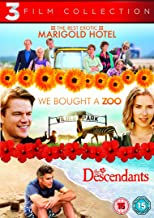 The Best Exotic Marigold Hotel/We Bought A Zoo/The Descendants