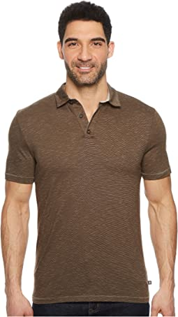 Toad&Co Tempo Short Sleeve Slim Polo