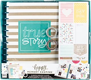Me & My Big Ideas True Story Happy 12-Month Big Planner Box Kit