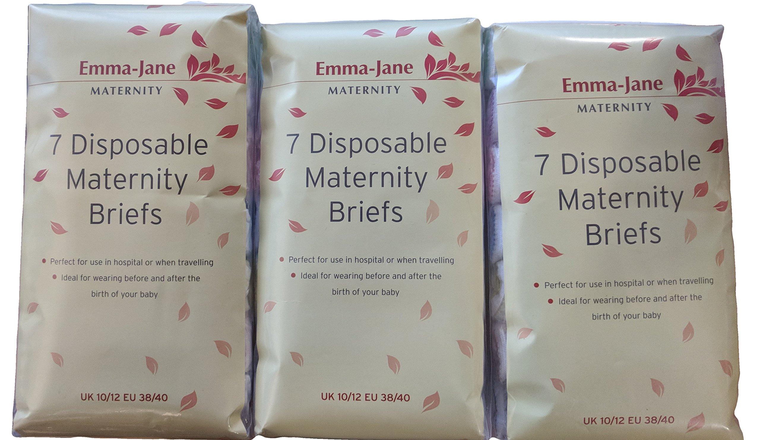 EMMA-JANE MATERNITY BRIEFS UK 10//12 EU 38//40
