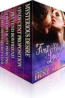 First Blush of Love Box Set: A Sexy Collection of Firsts
