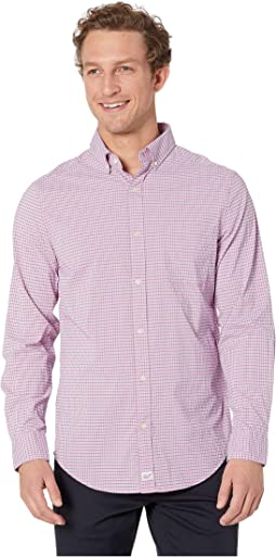 Bavaro Check Performance Classic Murray Shirt