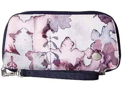 Haiku Fortitude (Wildflower Print) Handbags