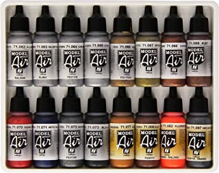 Best thinning vallejo paint for airbrush Reviews