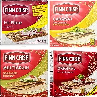 Finn Crisp Assorted caraway, Traditional, Original, Multigrane or Hi Fibre