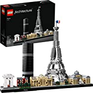 LEGO Architecture Skyline Collection 21044 Paris Skyline Building Kit With Eiffel Tower Model and...