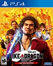 Yakuza: Like A Dragon - Day-One Limited Edition - Playstation 4