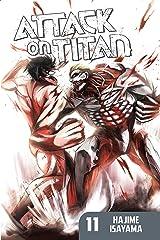 Attack on Titan Vol. 11 (English Edition) eBook Kindle